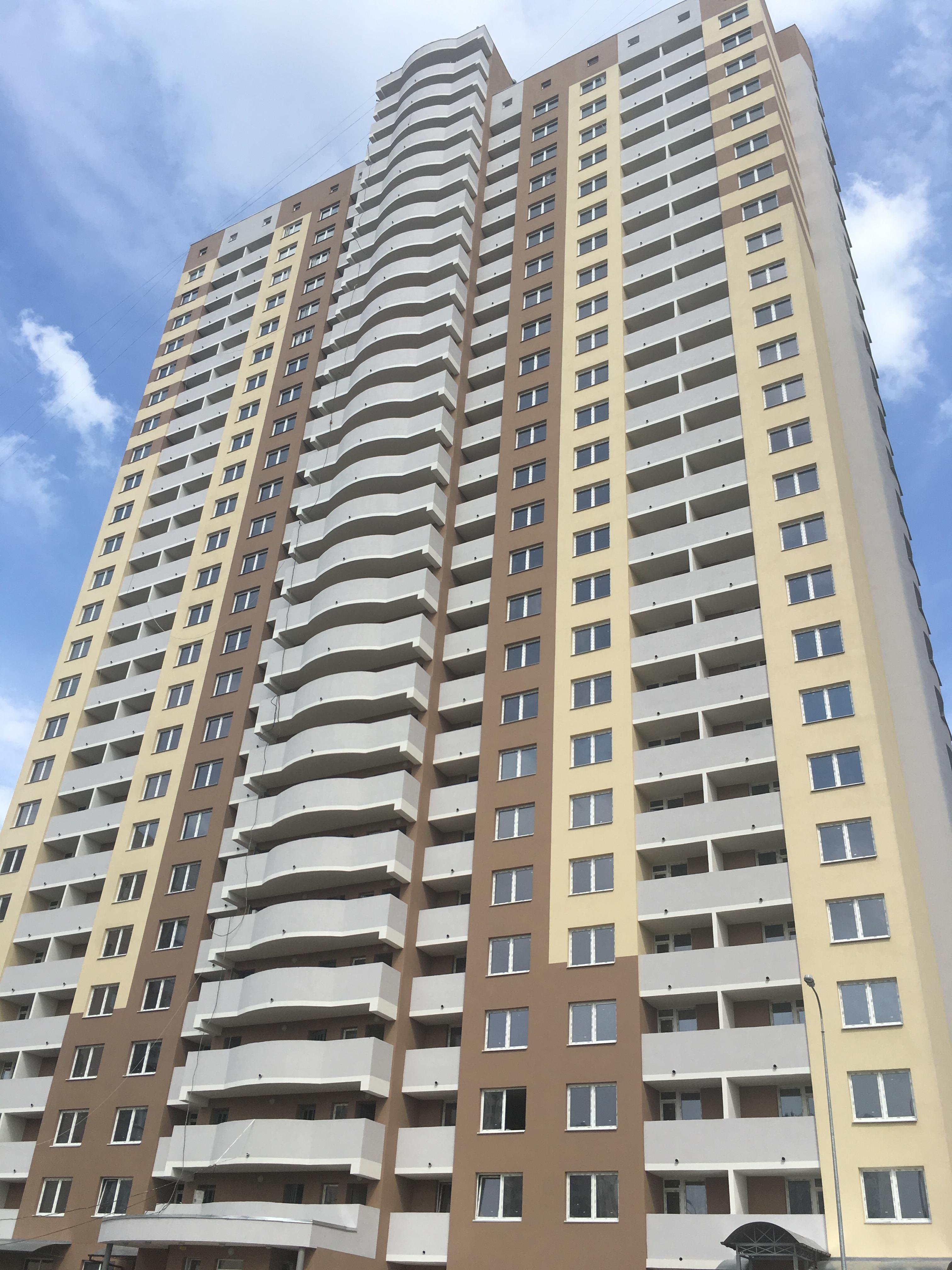 Ще один житловий будинок у м. Києві введено в експлуатацію!