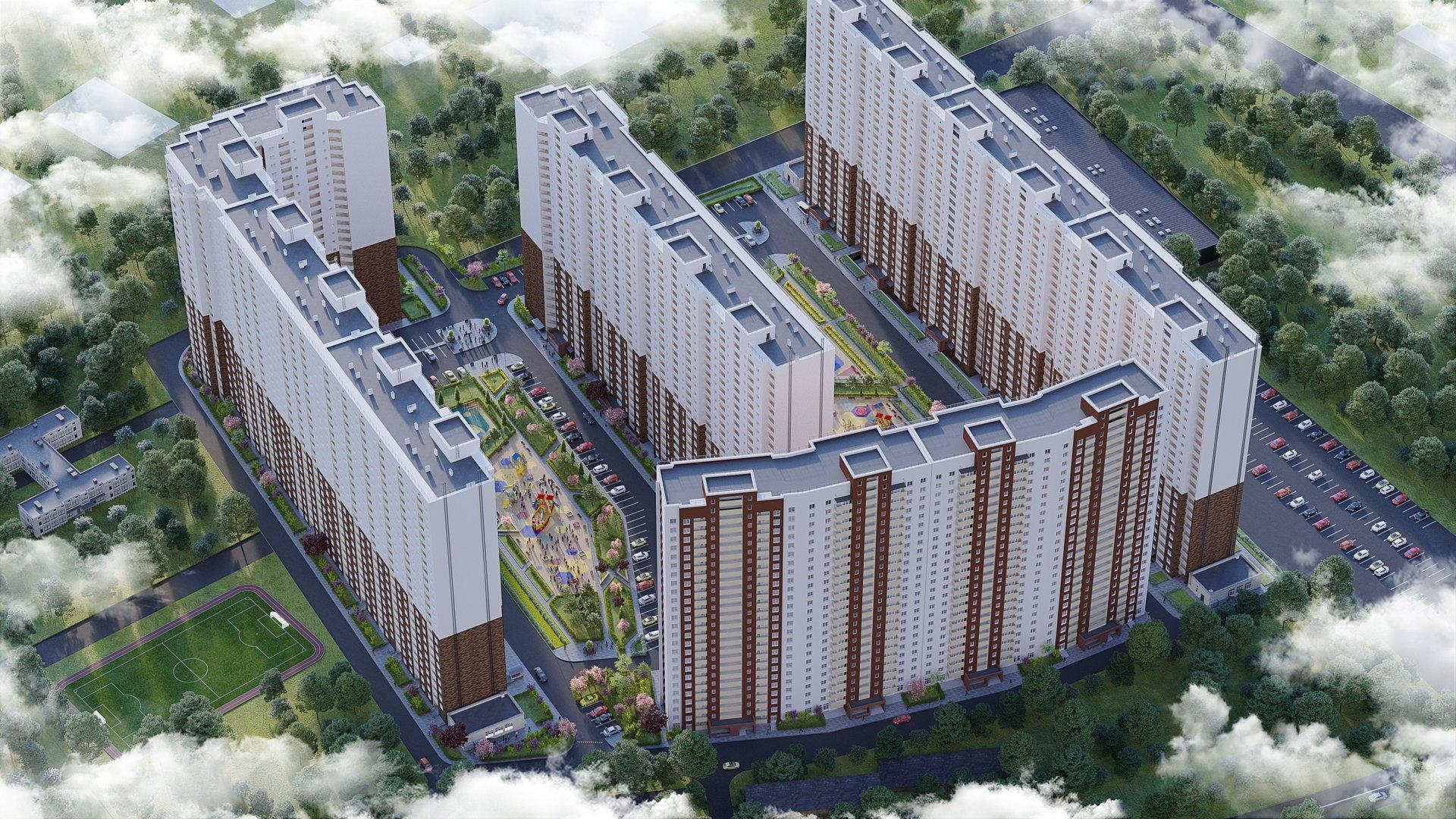 ЖК «НАВІГАТОР» будинок № 1 введено в експлуатацію!